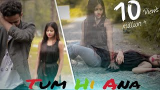 Tum Hi Ana | Marjavaan | Tiktok famous Song | Heart Touching Love story by LoveSHADE  Full HD