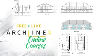 Live ARCHLine.XP Course Part 4 - Printing Your First Layouts