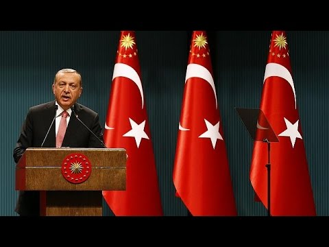 Turkey declares a state of emergency