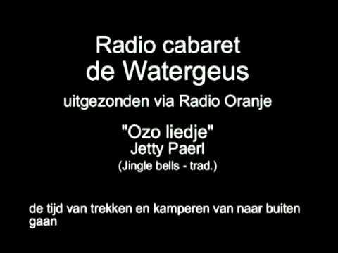 Radio Cabaret de Watergeus, afl 11 - Ozo liedje