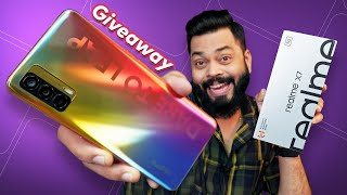 realme X7 5G Indian Retail Unit Unboxing & First Impressions ⚡ Cheapest 5G Phone Is Here