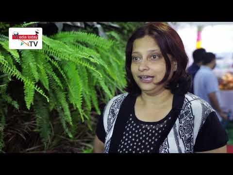 Ms.Pratibha Rathore - Founder - Urban Agri Farm - International Flora Expo 2018