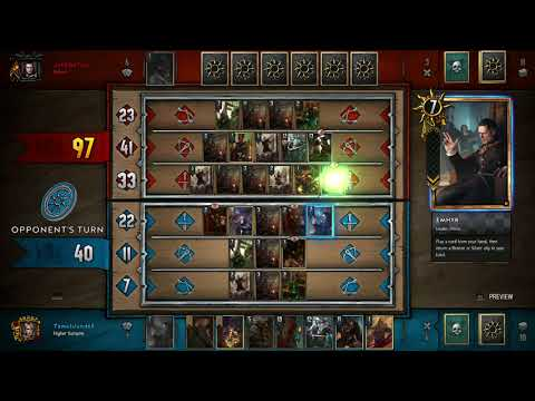 Don't transmute your slave drivers! Post hotfix Gwent