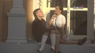 Zadruga 3 - Ljubavne igrarije Ane i Davida - 16.02.2020.