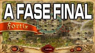FORTIX - PC - O FINAL DO JOGO - Gameplay Comentado em Português