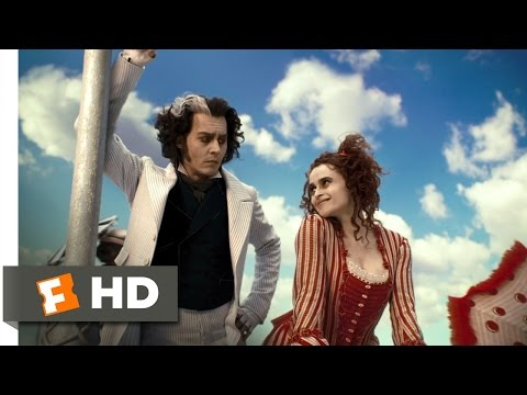 Sweeney Todd (7/8) Movie CLIP - By the Sea (2007) HD