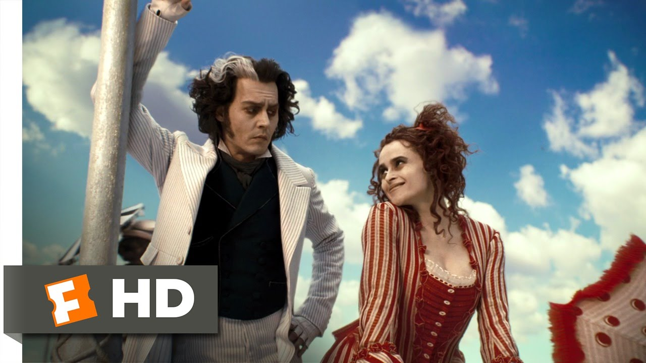 Sweeney Todd 7 8 Movie CLIP
