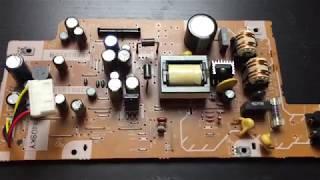Repair of Panasonic DMR-E85H digital video recorder