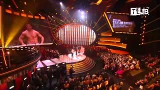 Taylor Lautner | MTV Movie Awards 2013 | Legendado