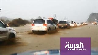 #أمطار_عسير_التاريخية .. أمين المنطقة: لست مسؤولا