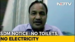 Build Toilet Or Face Power Cut  Official Warns Villagers; Collector Calls Step 'Too Harsh'