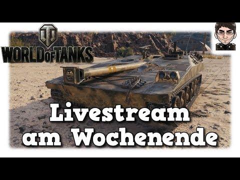 World of Tanks - Livestream Aufzeichnung vom Samstag [deutsch]
