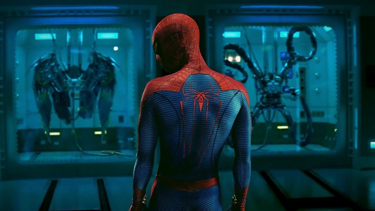 Spider-Man: The Sinister Six - Movie Trailer - YouTube