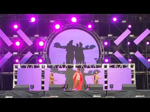 Eva Simons  @  Music Circus 2017 Japan