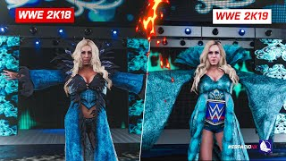 WWE 2K19 Graphics Comparison: Is It Worse? (PS4 & Xbox One)