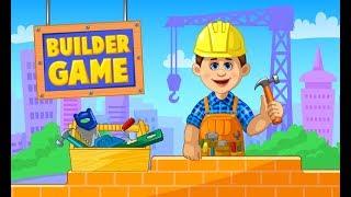 Команда строителей. Мультик для детей. Часть 1