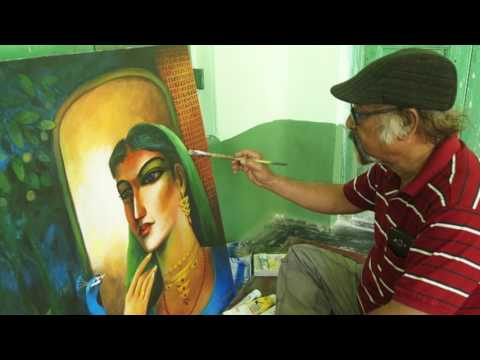 Artist Camp | AAGallery, London | CONTRIVANCE, Kolkata