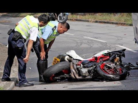 William Dunlop Killed In Skerries Crash