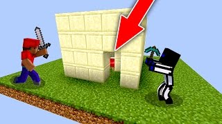 """ЭТО НАЗЫВАЕТСЯ """"ЗАЩИТА КРОВАТИ""""? НЕ СМЕШИТЕ МЕНЯ! - (Minecraft Bed Wars)"""