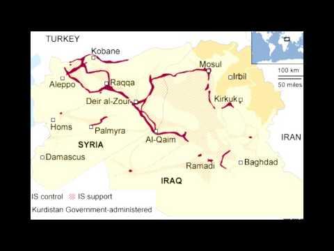 Islamic State 'seizes last Syria-Iraq border crossing'