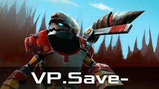 VP.Save- — Clockwerk, Offlane (Nov 9, 2019) | Dota 2 patch 7.22 gameplay