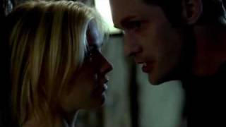 True Blood-S03E02-Sookie/Eric sexy scene-