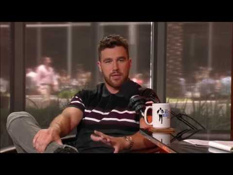 Kansas City Chiefs TE Travis Kelce Talks QB Alex Smith - 7/19/16