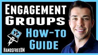Categorias de vídeos Instagram Engagement Groups