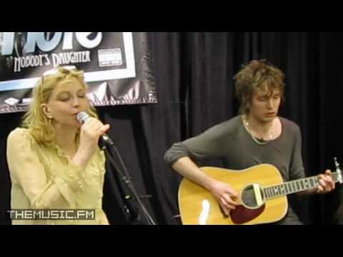 Hole Live/Acoustic at Nobody's Daughter Album Release In-Store 4/26 #1