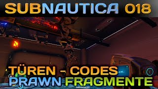 SUBNAUTICA [018] [Türen - Codes & Prawn Fragmente] Let's Play Gameplay Deutsch German thumbnail