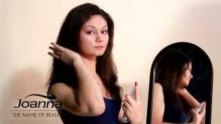 Как из волнистых волос сделать прямые-ЛЕГКО!!