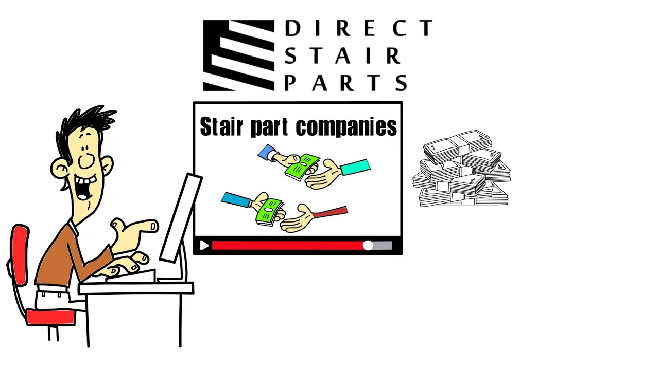 Direct Stair Parts | Free Shipping On Orders Over $100