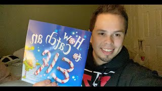 ASMR Christmas Children's Book Reading Male Whisper