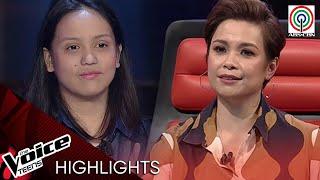 Coach Lea, masaya sa kanyang pag-ikot para kay Alexis  The Voice Teens Philippines 2020