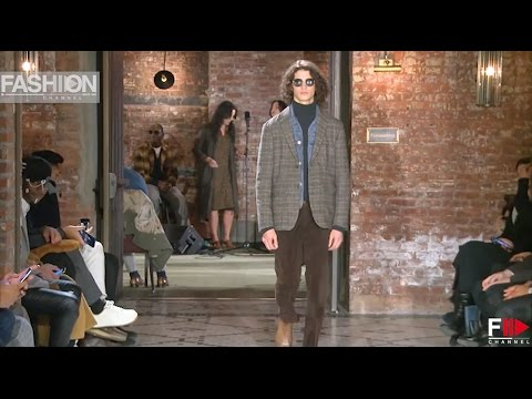 BILLY REID Men's and Women's Autumn - Winter 2017 New York - Fashion Channel