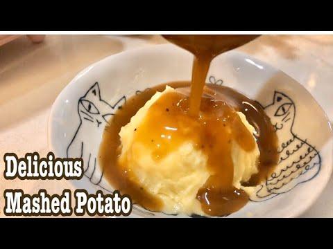 Homemade Mashed Potato & Gravy Recipe  | JiaQun Baking
