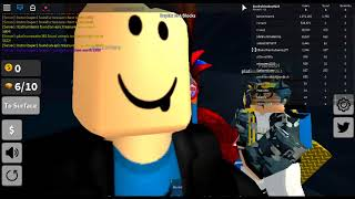 OMG I PLAYED WITH G RATED FAMILY GAMING IN ROBLOX!!!