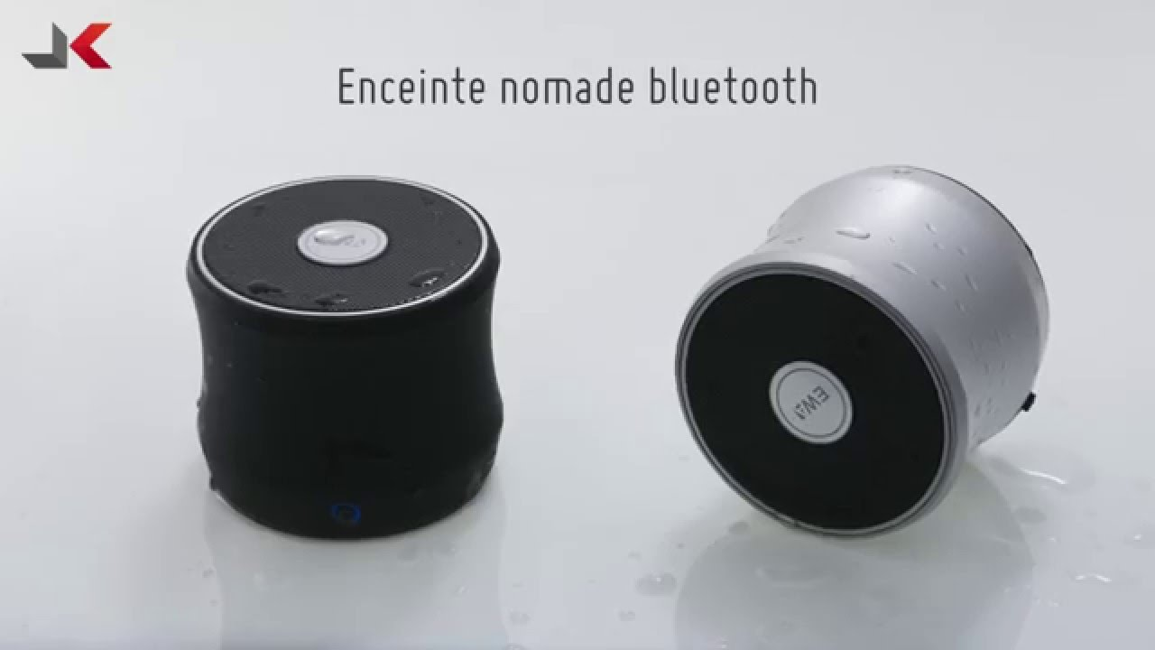 enceinte bluetooth submersible youtube. Black Bedroom Furniture Sets. Home Design Ideas