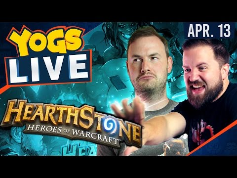 WE'RE BACK - Hearthstone - #DadDecks w/ Sips & Turps - 13th April 2017