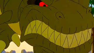 The Red Eyes are After Danger | The Land Before Time | Halloween Countdown