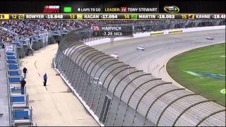 [HD] NASCAR 2011 - Chicagoland Geico 400 (Finish)
