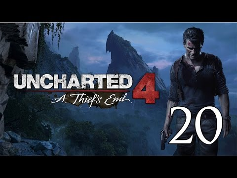 Uncharted 4 A Thief's End - Crushing Let's Play Part 20: Revelation