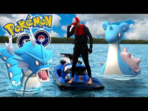 POKEMON GO - Rare Pokemon in the Ocean?