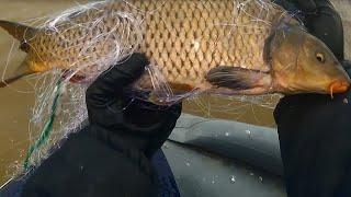 РЫБАЛКА СЕТЯМИ Весна 2020 Рыбалка на сети с fisherman dv 27 rus