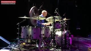 Steve Smith: Drum Solo with Journey