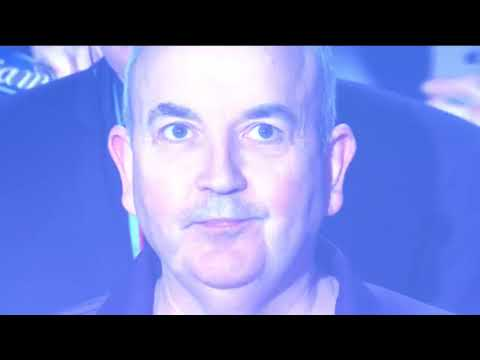 """Phil """"The Power"""" Taylor's last ever walk on!"""