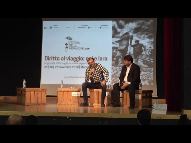 Festival della migrazione 2016 - intervento di Luigi Ottani