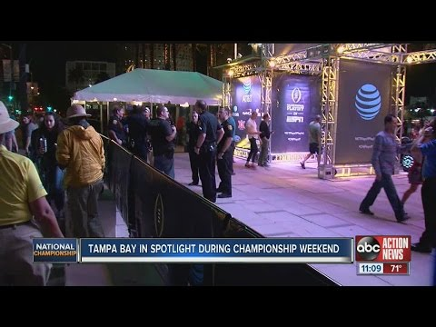 Tampa Bay in spotlight during Championship weekend