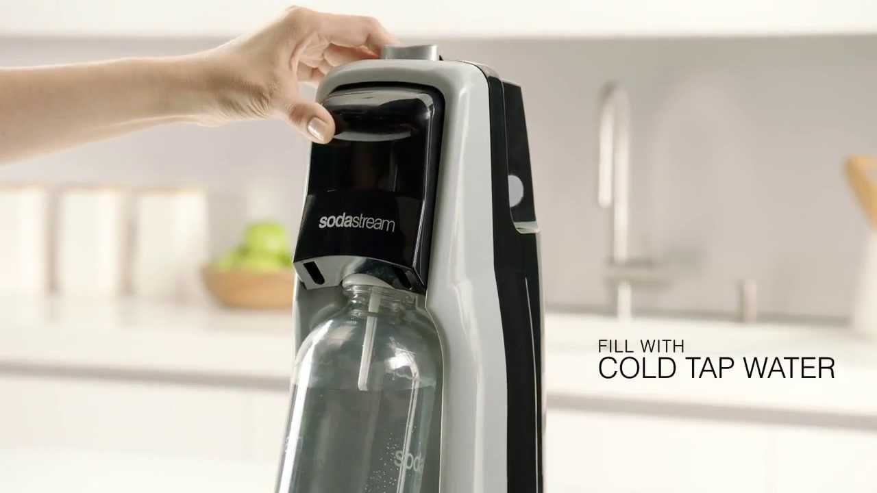 How To Use The Sodastream Jet Youtube