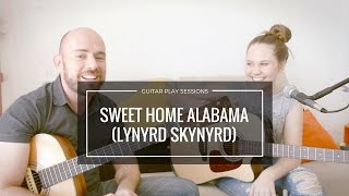 Baixar SWEET HOME ALABAMA (Lynyrd Skynyrd) - GUITARPLAY SESSIONS ft. CAROL PASSOS